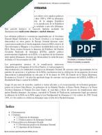 Reunificación Alemana - Wikipedia, La Enciclopedia Libre