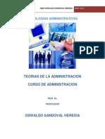 Antologias Administrativas - Oswaldo Sandoval