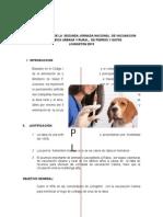 Plan Vacuna Canina Livingston 2015