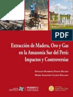 Madera Oro Gas-Baja