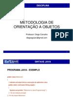 METODOLOGIA DE ORIENTACAO A OBJETOS mod 4