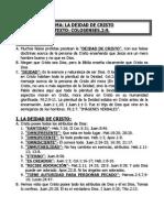 34- La Deidad De Cristo..pdf