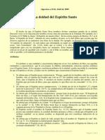 La deidad del Espíritu Santo.pdf