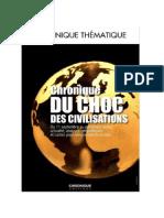 Chauprade Aymeric - Chronique Du Choc Des Civilisations