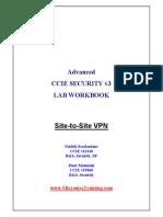 Site 2 Site VPNs Cisco&