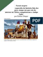 Os Faraos Negros