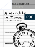 A Wrinkle in Time Bookfile
