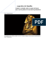 Tutankhamon - Segredos