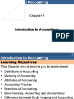 Introduction of Accounting