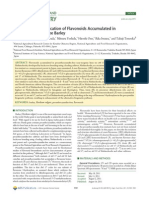 15.-Isolation and Identification of Flavonoids