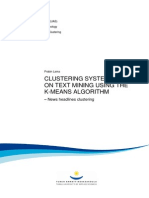 Clustering System