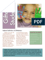 gifted and talented resource file
