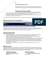 2012 Tax Guide for New JETs