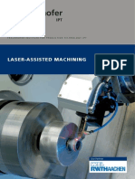 Laser-Assisted Machining Fraunhofer