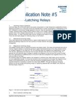 ENG CS Axicom AppNote 5 0513 AXICOM AN5 LatchingRelays-r