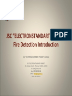 Flame Detection System