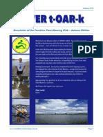 SCRC RivertOARk Autumn 2015 Final