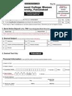 GCWU_Form