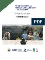 Plan de Desarrollo Territorial- Chapeltique, El Salvador