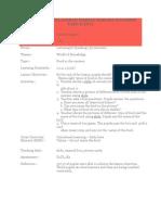 Rancangan Pelajaran Harian Bahasa Inggeris Tahun Dua