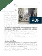 Histoire Du Théâtre Wiki-