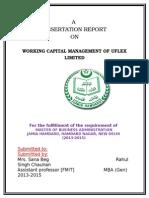 Rahul Dissertation Report