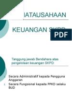 PENATAUSAHAAN-SKPD