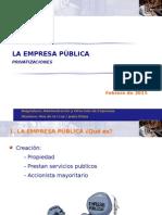 Trabajo UAX Privatizaciones España