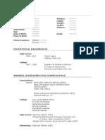 Template Biodata(1)