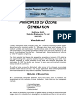 TZ000002 Principles of Ozone Generation