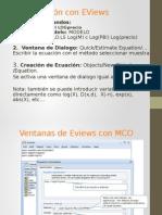 Compilacion Econometria Con Eviews Tutorial
