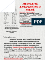 Curs 4 Antiparkinsoniene Antiepileptice