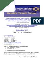 Parashat Yitro # 17 Adul 5770