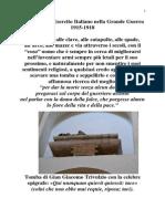 Armi Dell'Esercito Italiano Nella Grande Guerra