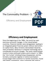 Commodity Prob 1 - MHS
