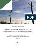 Jss Cidades Em Rede e Redes de Cidades[1]
