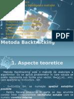 Metoda Backtracking