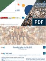 Encuesta Colombia Opina 2015