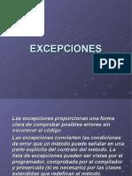 5-Excepciones
