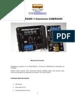 Arduino Com Scadabr Rs485