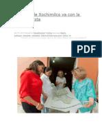 30.04.2015 El Barrio de Xochimilco va con la fuerza priista