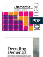 15. Aging & Dementia