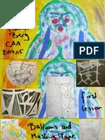Mailin's Life Drawing