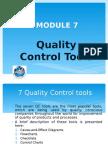Module 7- QC Tools