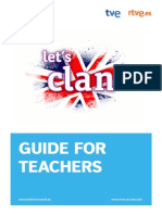 Lets Clan Guide for Teachers (Primary)