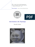 Appunti di Topologia