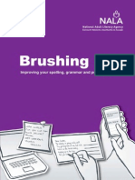 Literacy Brushing Up Workbook