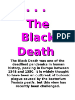 ... the Black Death