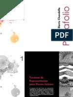 Portafolio - Técnicas de Representación para Diseño Urbano