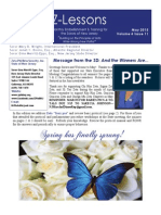 Z-Lessons May 2015
